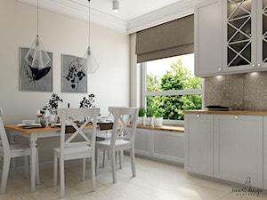 Kuchnia w stylu klasycznym. - zdjęcie od Smart Design Sara Tokarczyk