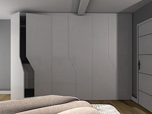 Szafa do sypialni - nowoczesna i przytulna