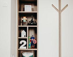 Szafy na wymiar w pokoju dziecka - zdjęcie od Smart Design Sara Tokarczyk