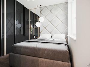 Sypialnia połączona z gabinetem