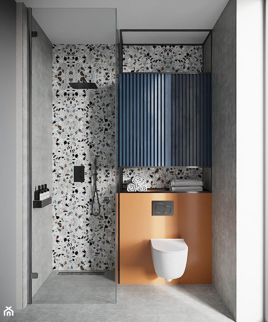 Łazienka modern. - zdjęcie od Smart Design Sara Tokarczyk