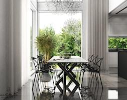 Kuchnia antracyt - zdjęcie od Smart Design Sara Tokarczyk