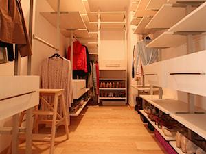 Garderoba i Szafa - apartament Bydgoszcz