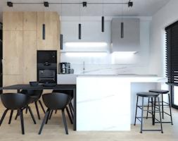 Mennica Residence 2020 - Kuchnia, styl industrialny - zdjęcie od SOFT LOFT Magdalena Jakimyszyn - Homebook