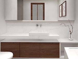 Elegancka łazienka - zdjęcie od SOFT LOFT Magdalena Jakimyszyn