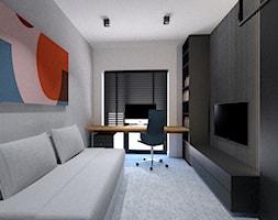 Mennica Residence 2020 - Biuro, styl industrialny - zdjęcie od SOFT LOFT Magdalena Jakimyszyn - Homebook