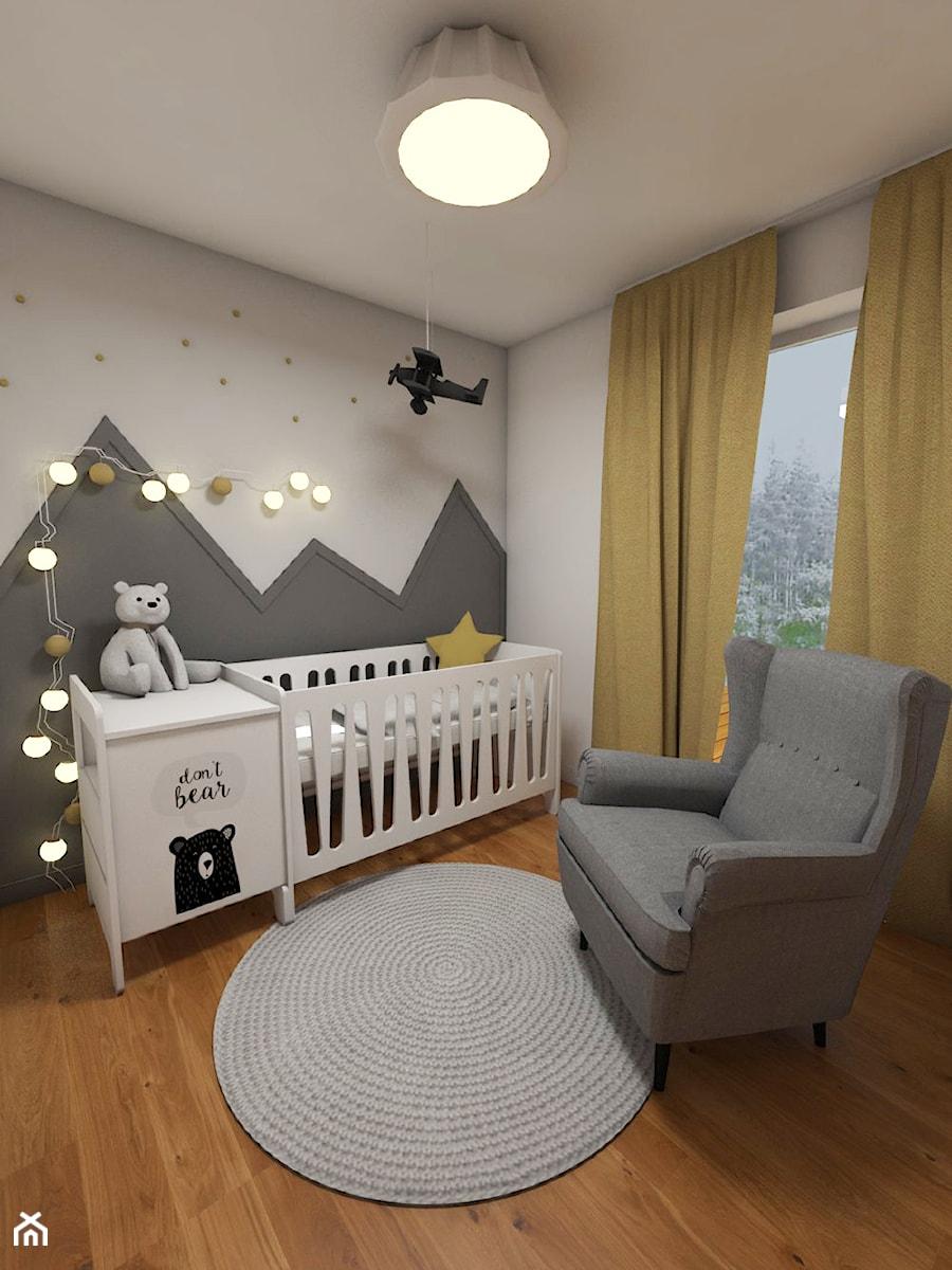 Aranżacje wnętrz - Pokój dziecka: Pokój dziecka - SOFT LOFT Magdalena Jakimyszyn. Przeglądaj, dodawaj i zapisuj najlepsze zdjęcia, pomysły i inspiracje designerskie. W bazie mamy już prawie milion fotografii!