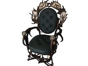 Fotele i krzesła z poroża