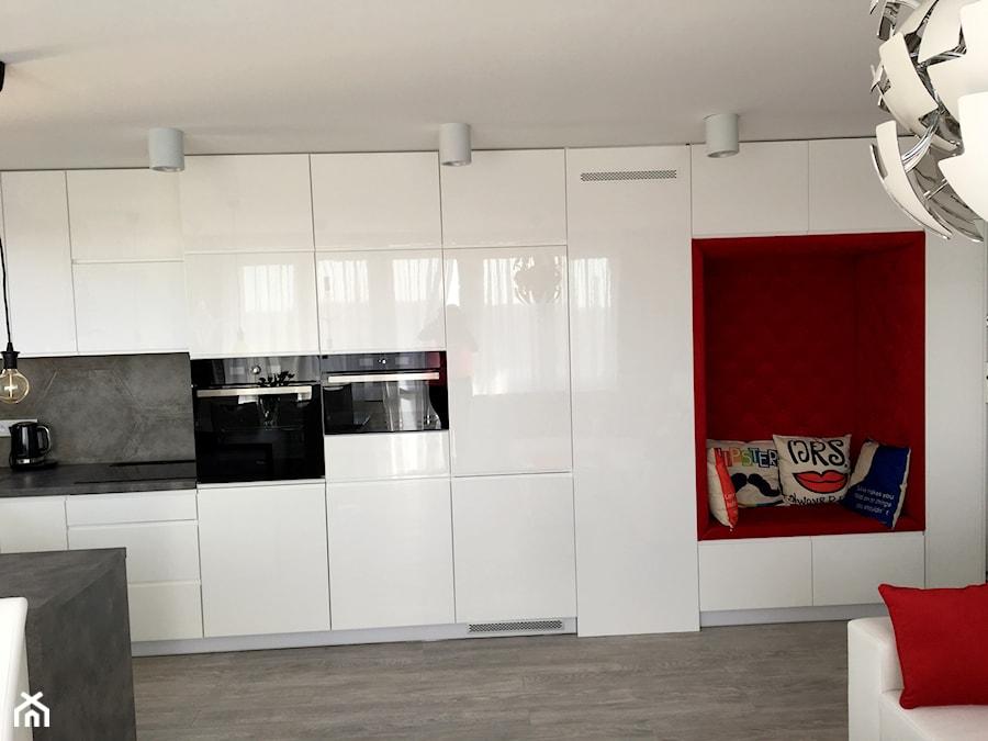 Kuchnia po remoncie  zdjęcie od jaworska sala katarzyna -> Kuchnia Po Remoncie Inspiracje