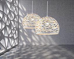 Ażurowa lampa CUTLIGT - zdjęcie od MCODO - Homebook