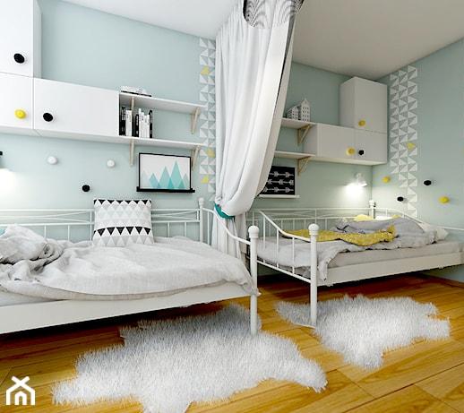 Pokoj Dziecka Z Sypialnia Rodzicow