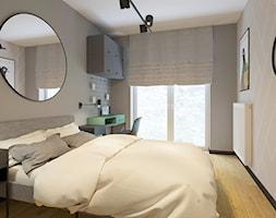 WIZ-01 Sypialnia - zdjęcie od NEFA Architekci - Wnętrza - Homebook
