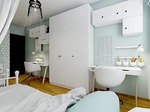 Sypialnia dla rodzeństwa - zdjęcie od NEFA Architekci