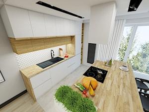 Kuchnia Pearl - zdjęcie od NEFA Architekci