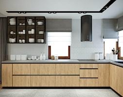 KOZ-01 Kuchnia - zdjęcie od NEFA Architekci - Wnętrza - Homebook