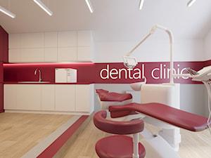 Projekt gabinetów dentystycznych Jawornik