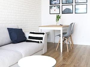 Mieszkanie Grzegórzecka Kraków - zdjęcie od NEFA Architekci