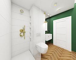 Emerald Bathroom - zdjęcie od NEFA Architekci