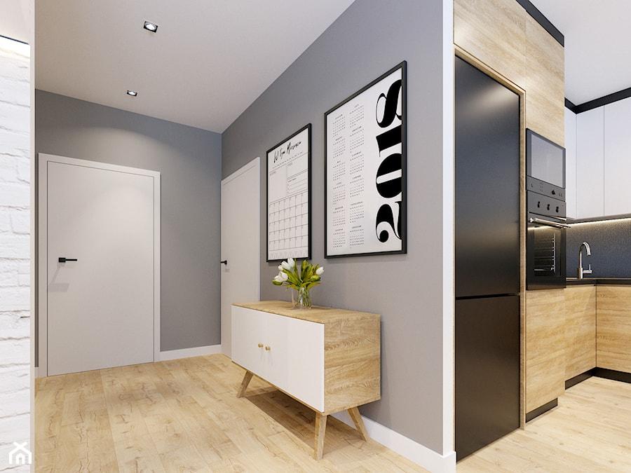 Skawina przedpokój - zdjęcie od NEFA Architekci