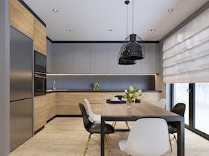 Skawina kuchnia - zdjęcie od NEFA Architekci