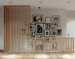 KOZ-01 Hall / Przedpokój - zdjęcie od NEFA Architekci - Wnętrza - Homebook