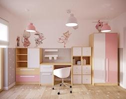 KOZ-01 Pokój dziecka - zdjęcie od NEFA Architekci - Wnętrza - Homebook