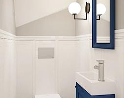 WAW-02+Granatowa+klasyka+-+WC+pod+schodami+-+zdj%C4%99cie+od+NEFA+Architekci