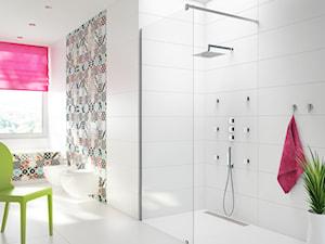 Nowoczesna łazienka z kolorowymi akcentami - jak ją zaaranżować?