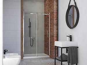 Beton w łazience – odkryj aranżacyjny potencjał surowego materiału!