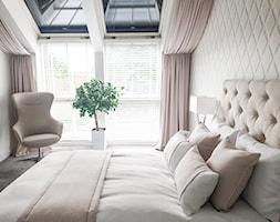 Metamorfoza sypialni - zdjęcie od NOVEL HOMEpracowniaarchitektury