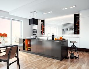 Akrylowe fronty w kuchni, czyli modny sposób na wnętrze w wielu stylach. Poznaj zalety nowoczesnego materiału!
