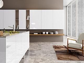 Szkło polimerowe w nowoczesnej kuchni. Zobacz, jak zaaranżować modne i funkcjonalne wnętrze!