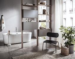 RAUVISIO brilliant noble matt REHAU - Łazienka, styl nowoczesny - zdjęcie od REHAU - Homebook