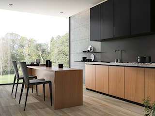Fronty mebli kuchennych – postawić na design czy funkcjonalność?