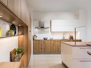 Szklane laminaty w efektownym wydaniu. Zobacz, jak urządzić modną kuchnię!