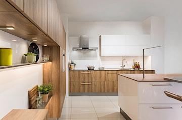 Szafki kuchenne z polimerowego szkła. Dlaczego jest trwalsze i bardziej praktyczne?