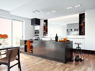 Pomysły na urządzenie nowoczesnej kuchni z wykorzystaniem szkła polimerowego