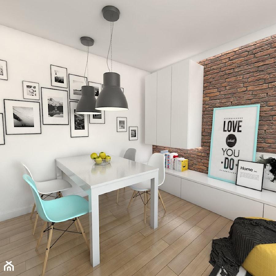 Aranżacje wnętrz - Salon: TG_M01 - CUSTOM PLUS Pracownia projektowa. Przeglądaj, dodawaj i zapisuj najlepsze zdjęcia, pomysły i inspiracje designerskie. W bazie mamy już prawie milion fotografii!