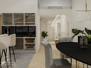 Elegancki - przestronny dom w jasnych kolorach, z odrobiną luksusu