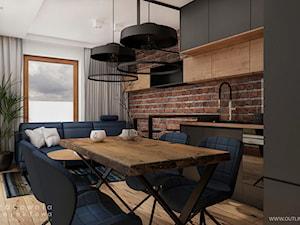 Mieszkanie w stylu nowoczesnym 2