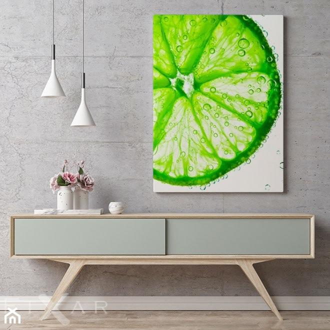 Lemoniada na ścianie - zdjęcie od Fixar PL