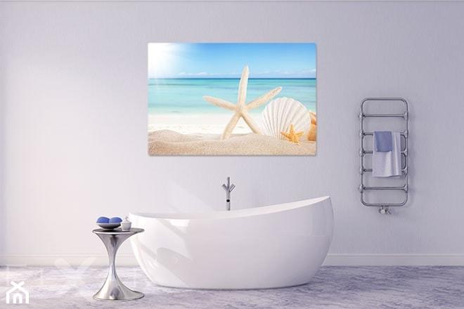 Aranżacje wnętrz - Łazienka: Wakacyjne wędrówki po plaży - Fixar PL. Przeglądaj, dodawaj i zapisuj najlepsze zdjęcia, pomysły i inspiracje designerskie. W bazie mamy już prawie milion fotografii!