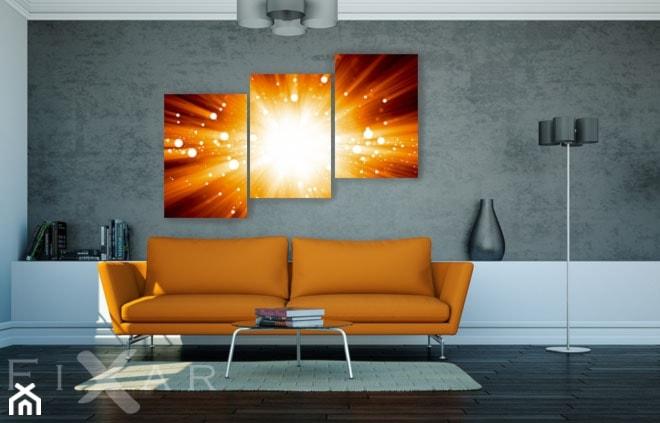 Aranżacje wnętrz - Salon: Swiatełko w tunelu - Fixar PL. Przeglądaj, dodawaj i zapisuj najlepsze zdjęcia, pomysły i inspiracje designerskie. W bazie mamy już prawie milion fotografii!