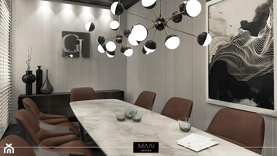 KANCELARIA ADWOKACKA – WARSZAWA - Wnętrza publiczne, styl nowojorski - zdjęcie od MAAI Design