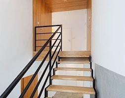 dom na Jurze - Schody, styl nowoczesny - zdjęcie od BAK Architekci - Homebook