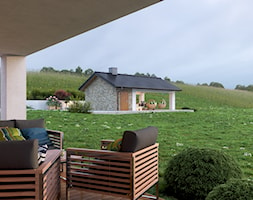 przydomowa altana - zdjęcie od BAK Architekci