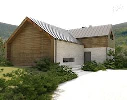 dom na Jurze2 - Domy, styl minimalistyczny - zdjęcie od BAK Architekci - Homebook
