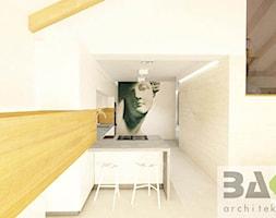 2 dom na Jurze - Kuchnia, styl nowoczesny - zdjęcie od BAK Architekci - Homebook