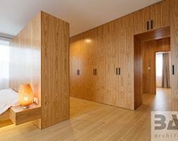dom na Jurze - Sypialnia, styl nowoczesny - zdjęcie od BAK Architekci - Homebook