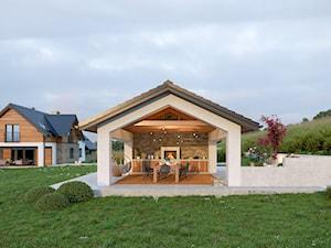 altana ogrodowa - zdjęcie od BAK Architekci